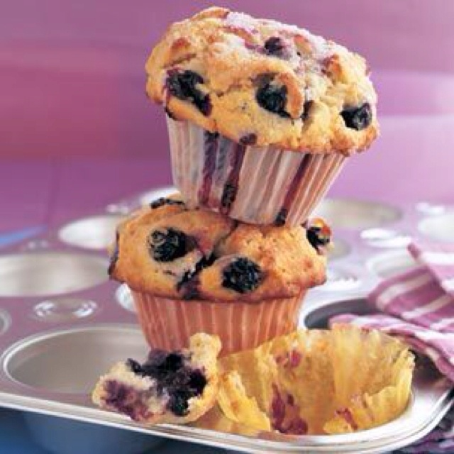 ... photo   Pinterest   Blueberries Muffins, Muffins and Blueberries