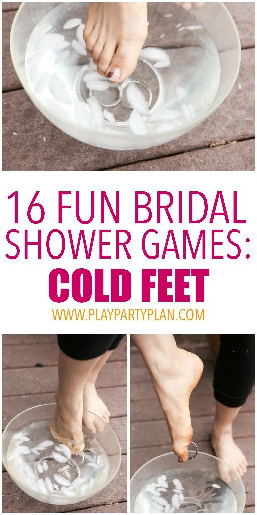 16 of the best bridal shower games ever, these look like so much fun!                                                                                                                                                                                 More