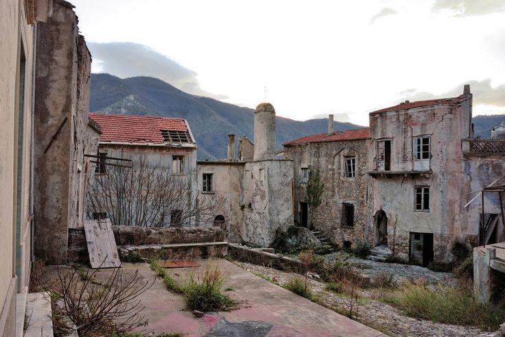 Besøg spøgelsesbyer i norditalien!