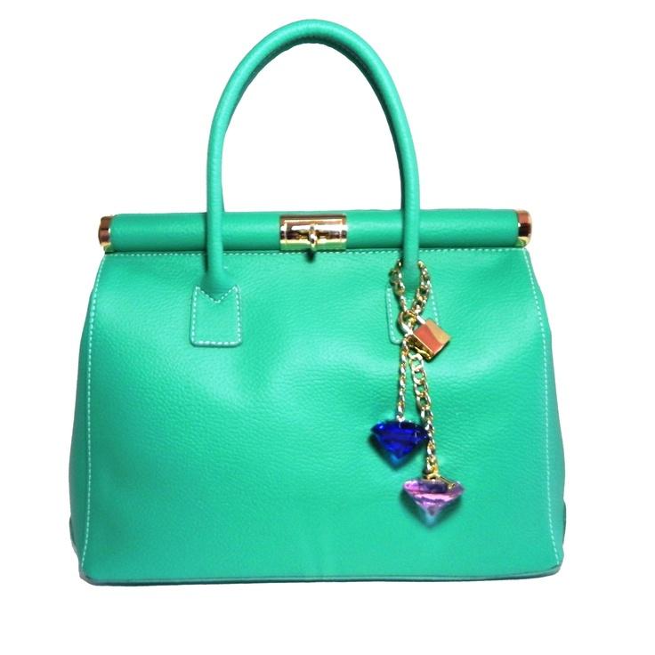 Marilyn #bag Woman verde acqua