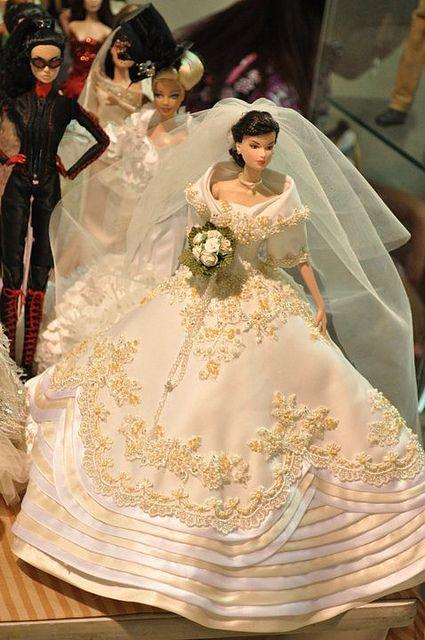 Maria Clara Wedding Doll