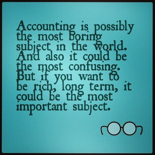 25 best Accounting Quotes images on Pinterest Accounting jokes - audit quotation