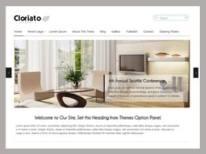 The Website built using Cloriato Theme is supereasy to build and is very simplistic in design, the visitors love to see the whole content clearly. Cloriato Theme got several theme options to allow changing and manipulating literally everything in the site. You would absolutely love to built your site using Cloriato Theme.    Version: 1.4