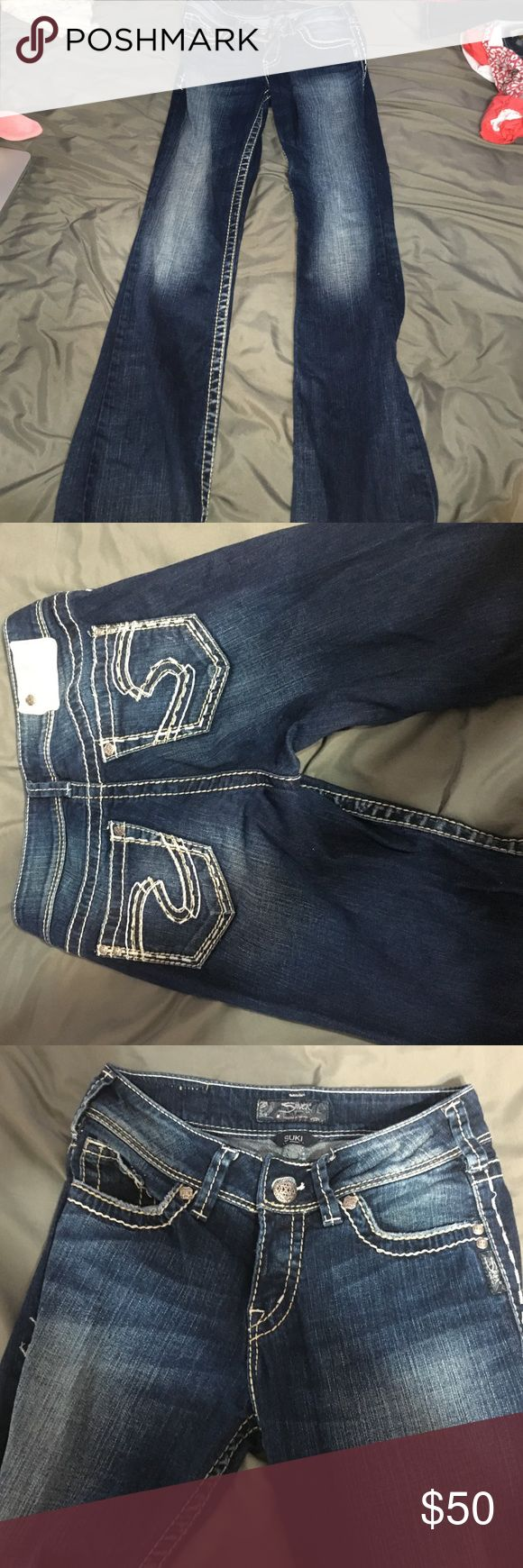 Silver Jeans Size 14