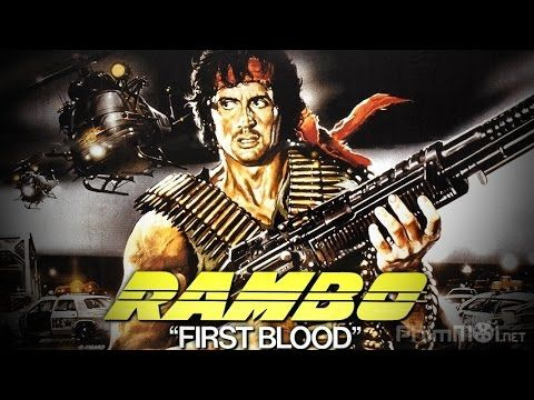Rambo First Blood Part I - Sylvester Stallone Full Movie - YouTube