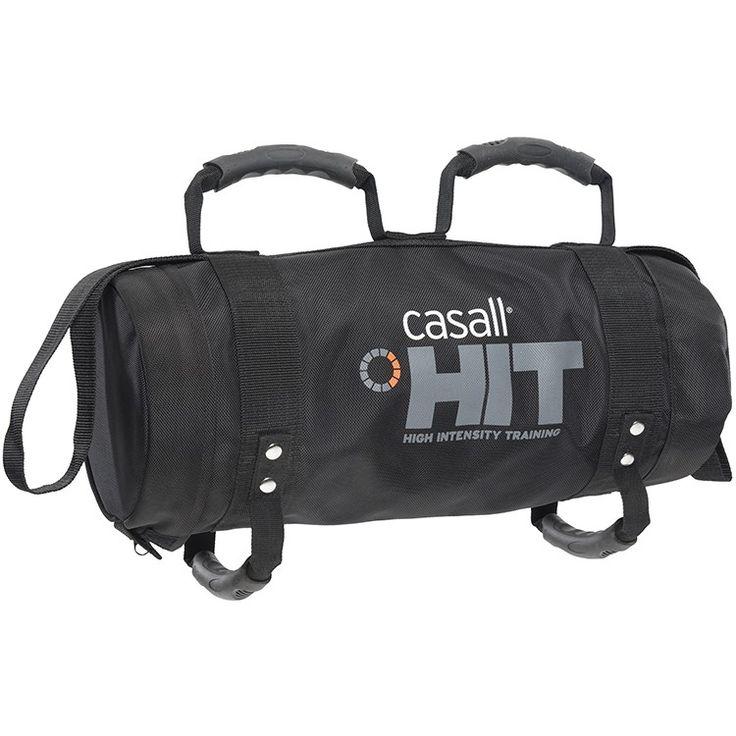 Casall Hit Power bag  Description: DeCasall Hit Power bag is een diverse powerbag. Ontworpen om te gebruiken met diverse weerstanden door de meegeleverde gewichtszakken. elke zak weeg 45KG. daarnaast zorgen de diverse handvatten voor een vele mogeijke manier om dezeCasall Hit Power bagvast te pakken. Gebruik deCasall Hit Powerbag voor kracht training van je bovenlichaam of algehele uithoudingsvermogen.Je hebt met deze powerbag de mogelijkheid op te bouwen tot 20KG! De toegepasteEVA Padding…