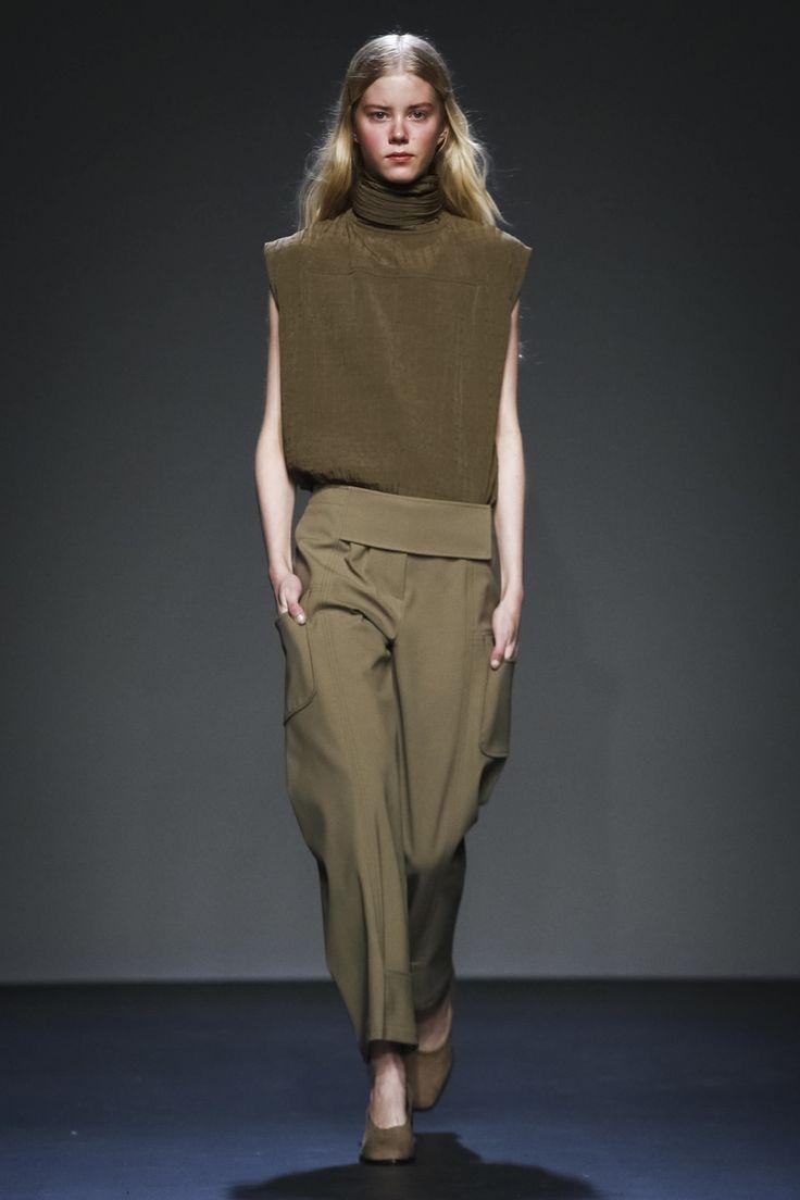 ZeroMaria Cornejo Fashion Show Ready to Wear Collection Fall Winter 2016 in New York