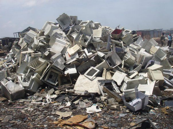 The Increasing E waste Problem