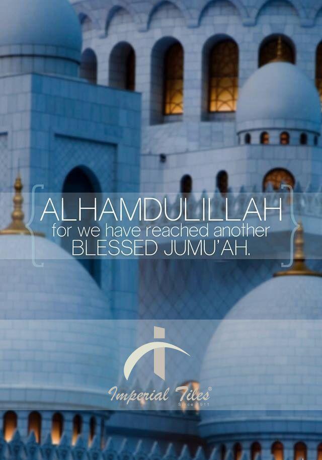 #JummaMubarak www.imperialtiles.net