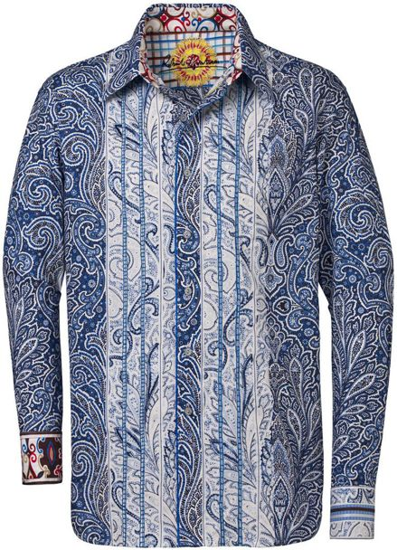 Robert Graham JALUCA Shirt, Style RS131069, Spring 2013