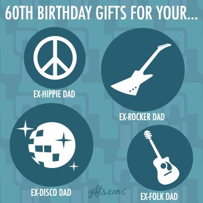 Your father is about to turn 60 what birthday gift do you get him