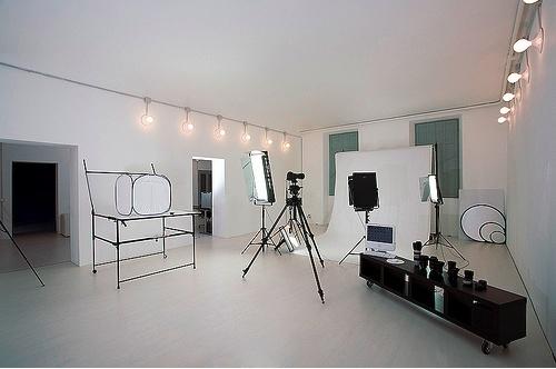 foto studio, eventueel zelfde ruimte als trainings/workshop ruimte of (hele) grote meetingroom