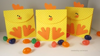 Chick Boxes, no template. X