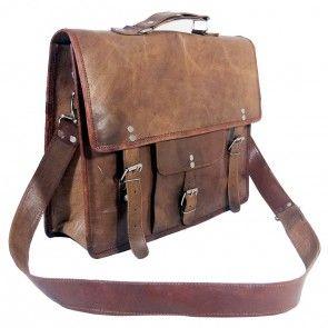 Skinnväska - Vintage Briefcase