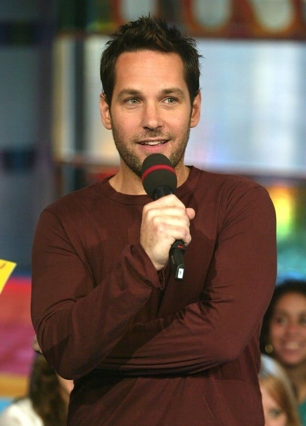 43 Photos Of Paul Rudd In Honor Of His 43rd Birthday