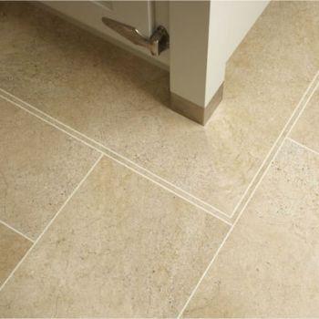 Karndean Knight Tile Bath Stone Vinyl Flooring Tiles - Every Floor Direct