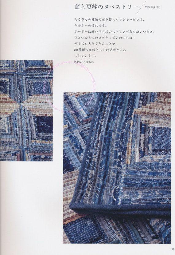 111 pages Sacs, échantillonneurs, fourre-tout, Tea Time Mat, couture Kits Pouch(Keeper), coussins, jolie pochette, couette déco murale, courtepointes, etc... Langue : Japonais avec étape par étape de processus de la façon de faire, des pages de modèle et facile à comprendre les diagrammes. KUROHA Shizuko livres : https://www.etsy.com/shop/PinkNelie/search?search_query=Kuroha+Shizuko&order=date_desc&view_type=gallery&ref=shop_search ...