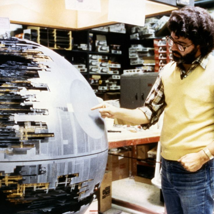 FLASHBACK: George Lucas on Taking Risks in Hollywood and Making 'Star Wars' an Immersive Cinematic Experience  [ad_1]    Either as a writer, director, or producer, George Lucas has  been integral to the production of many movies we consider classics. The Star  Wars and Indiana Jones franchises are notable for ...