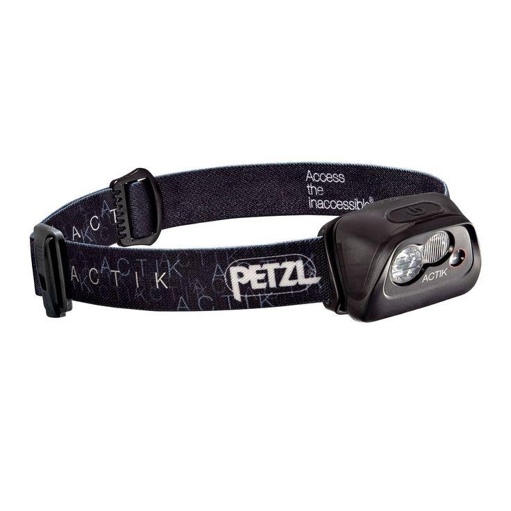 Petzl Actik 300 Lumens Headlamp