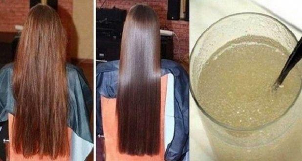 Mască de păr cu gelatină care repară părul deteriorat! Efecte imediate