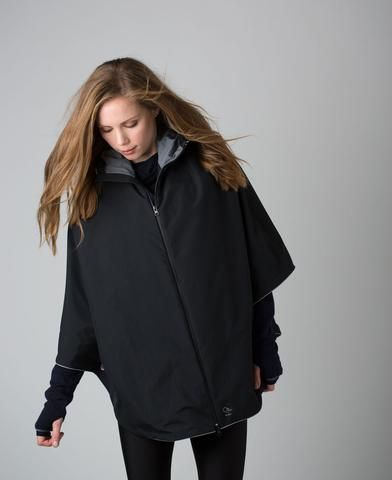 RAIN PONCHO // @ottolondon8 - Waterproof outerwear for cycling, walking and staying active. On thecyclingstore.cc now