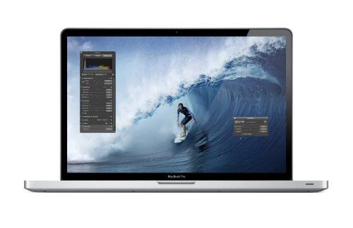 Apple MacBook Pro 17 Inch Laptop MC725LLA  Core i7  Certified Refurbished *** Check out this great product.