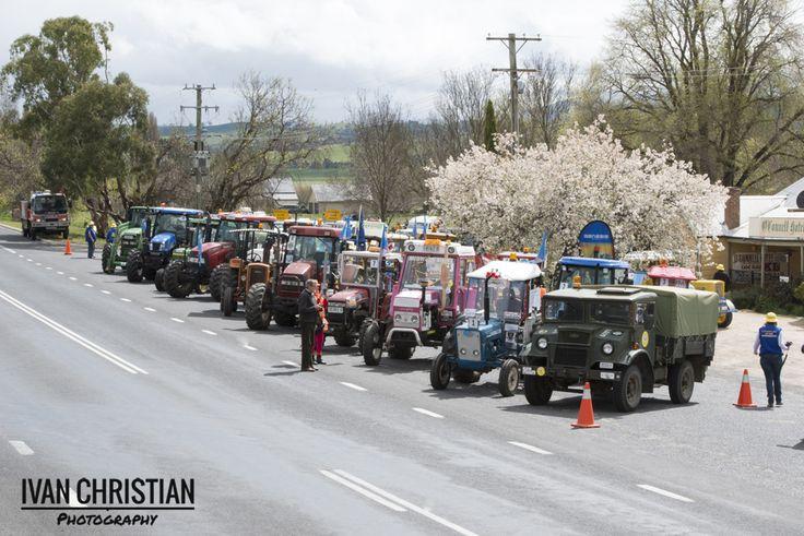 2015 Tractor Trek - Ivan Christian Photography