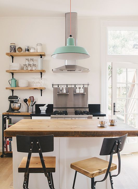 Boho Deco Chic: Como conseguir una cocina de estilo NORDICO-INDUSTRIAL