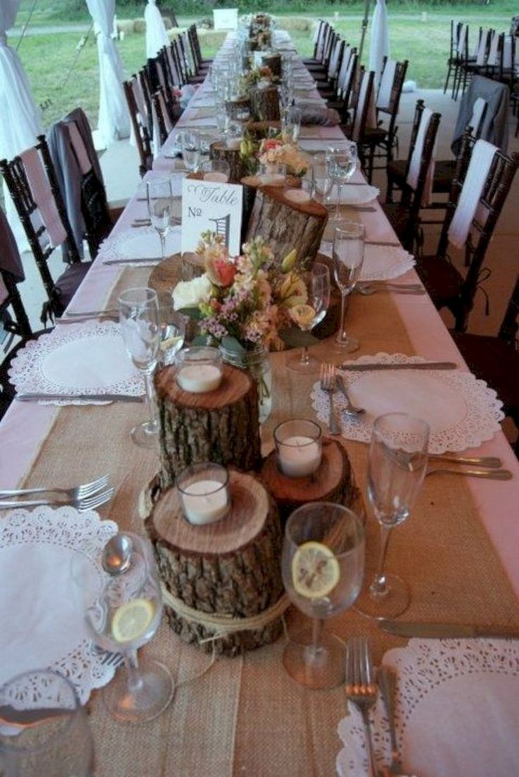 15 Wonderful Head Table Flowers Rustic Ideas For Wedding Decorating