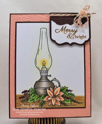 iStamp4u: TCM October Previews - Christmas Lantern