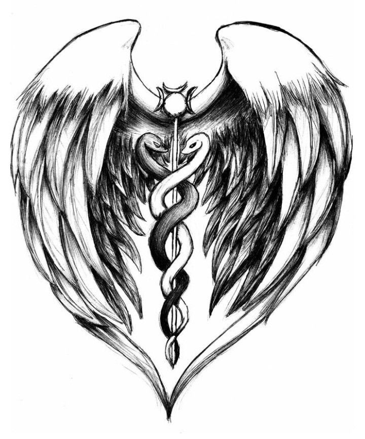 Medical alert tattoo idea.