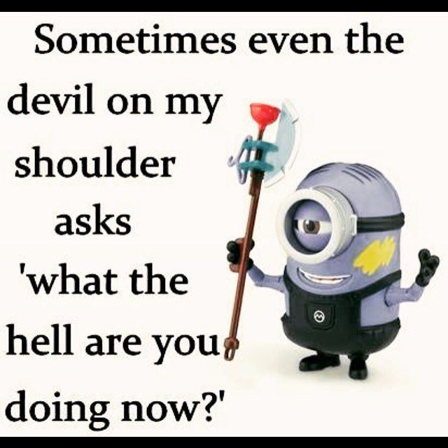 What The Hell Are You Doing Now? minion minions minion quotes minion quotes and sayings