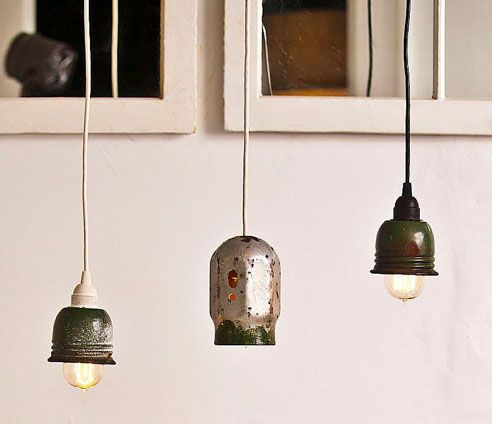 Best Lighting Images On Pinterest Chandeliers Drum - Cool suspended lamps shaped like houses