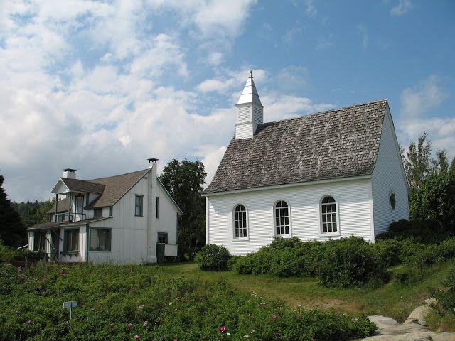 Anse du Port au Persil,Charlevoix,Québec