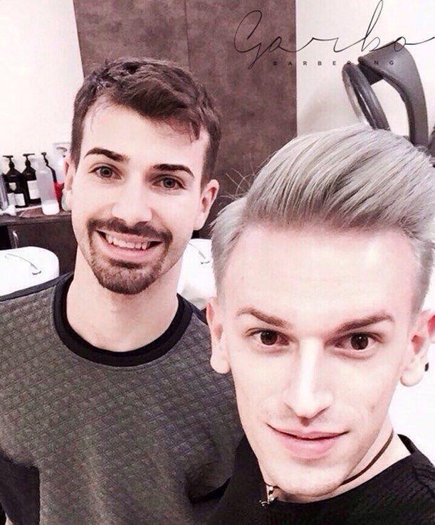 Il grande Max arriva al Grey --- #garbobarbering #uomo #taglio #capelli #sfumatureneicapelli #nuovotaglio #nuovo #moda #tendenza #barberia #instahair #gropellocairoli #garlasco #vigevano #pavia #milano