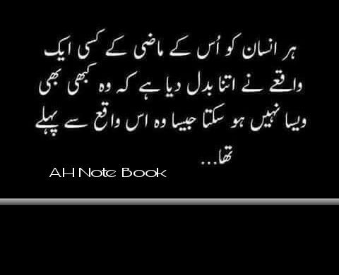 Hmmm Absolutely Right Naaz Sk Naaz Feeling Urdu Quotes