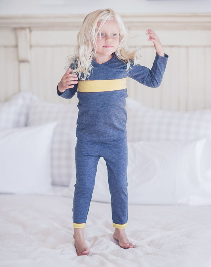 Merino Superfine Merino Pyjamas