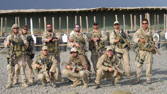 The men I look up to. Operation red wings! Never forget.