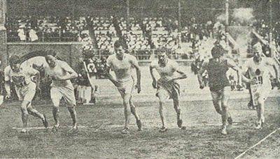 Armenian Marmnamarz dated July 5, 1912 (Gymnastics) newspaper