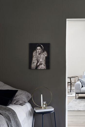 Odetchnij zapachem nocy | Sypialnia - Tikkurila | Farby dekoracyjne | Inspiracje | Pomysły na malowanie