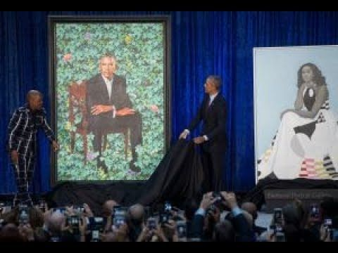 Smithsonian to Unveil Portraits of Barack and Michelle Obama