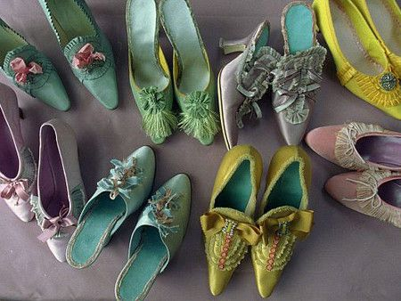 Love them all. Manolo Blahnik Marie Antoinette
