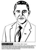 Awesome Coloring Pages Of Presidents 39 Free Crayola coloring pages