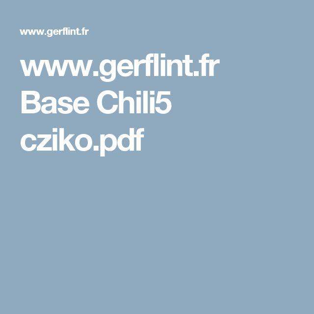 www.gerflint.fr Base Chili5 cziko.pdf