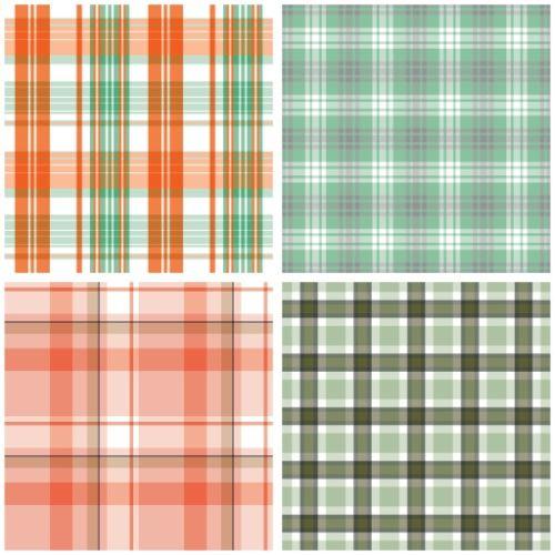 """TARTAN - """"   Fácil de combinar. Aproveite!"""" - Associado aos kilts escoceses, o tartan é um tipo de xadrez composto por linhas de espessuras variadas que formam quadriculados diferentes do convencional. Essa padronagem invernal foi revisitada pela cultura punk nos anos 1970 e 1980. Desde então, é frequentemente é explorada por estilistas e marcas badaladas, como a Burberry, que desenvolveu uma estampa característica e desejada pelos fashionistas. No design de interiores, o padrão geométrico…"""