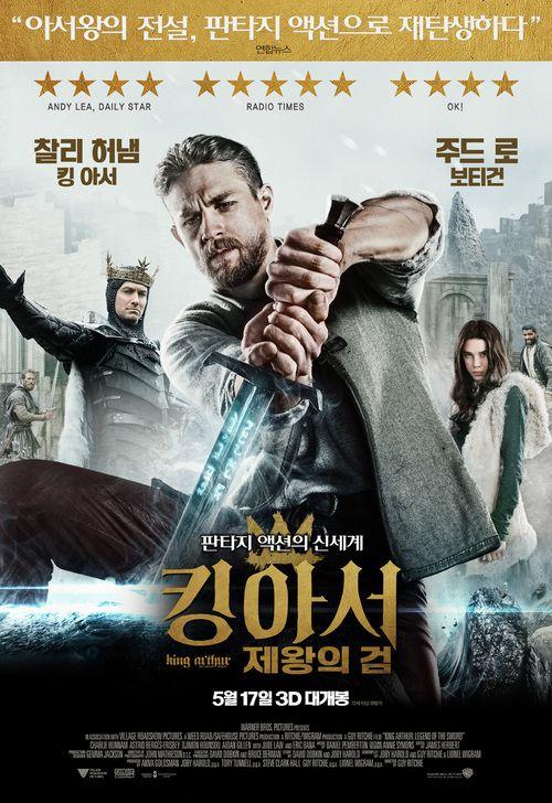 King Arthur: Legend of the Sword (2017) Full Movie Streaming HD