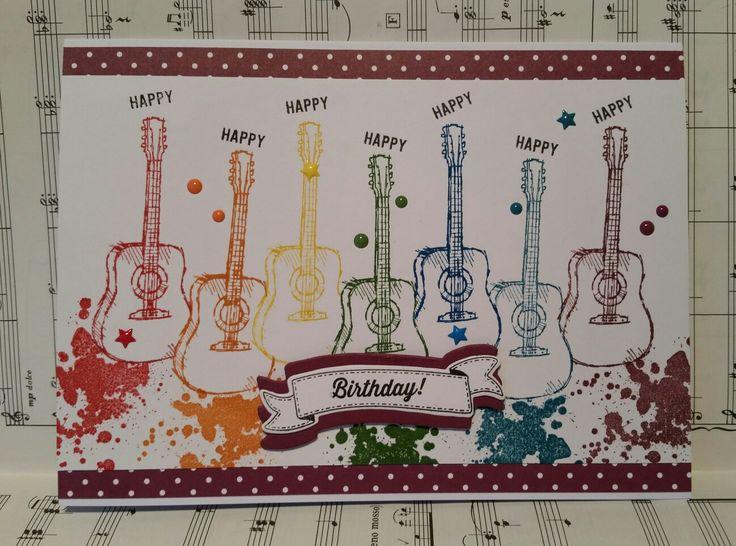 Stampin up Country Livin