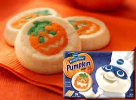 Pillsbury Halloween Sugar Cookies - A staple of my holiday!