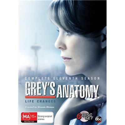 Grey's Anatomy - Season 11. $30