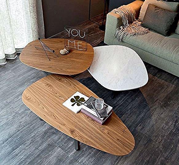 47 Tables Basses Design Qui S Integrent Parfaitement Dans Le Salon Moderne Basses Decoration Decorationc Coffee Table Coffee Table Wood Coffee Table Design